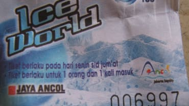 Ice World Ancol