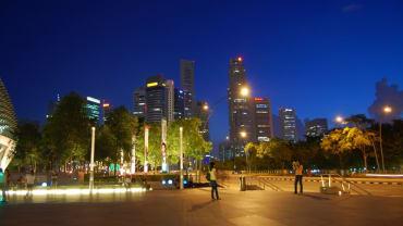 SCBD Singapore