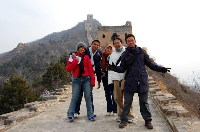 Simatai Great Wall China