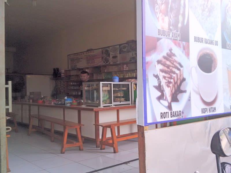 warung 'burjo' jadi kawah candradimuka bagi anak muda yang mau jadi wirausahawan kuliner bubur kacang ijo