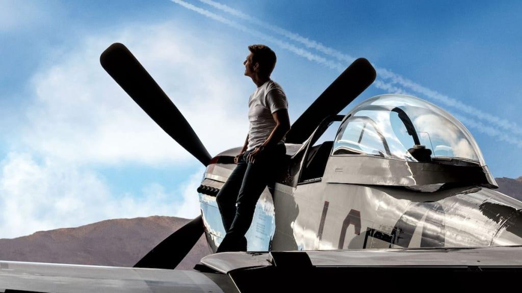 Top Gun Maverick Movie Poster