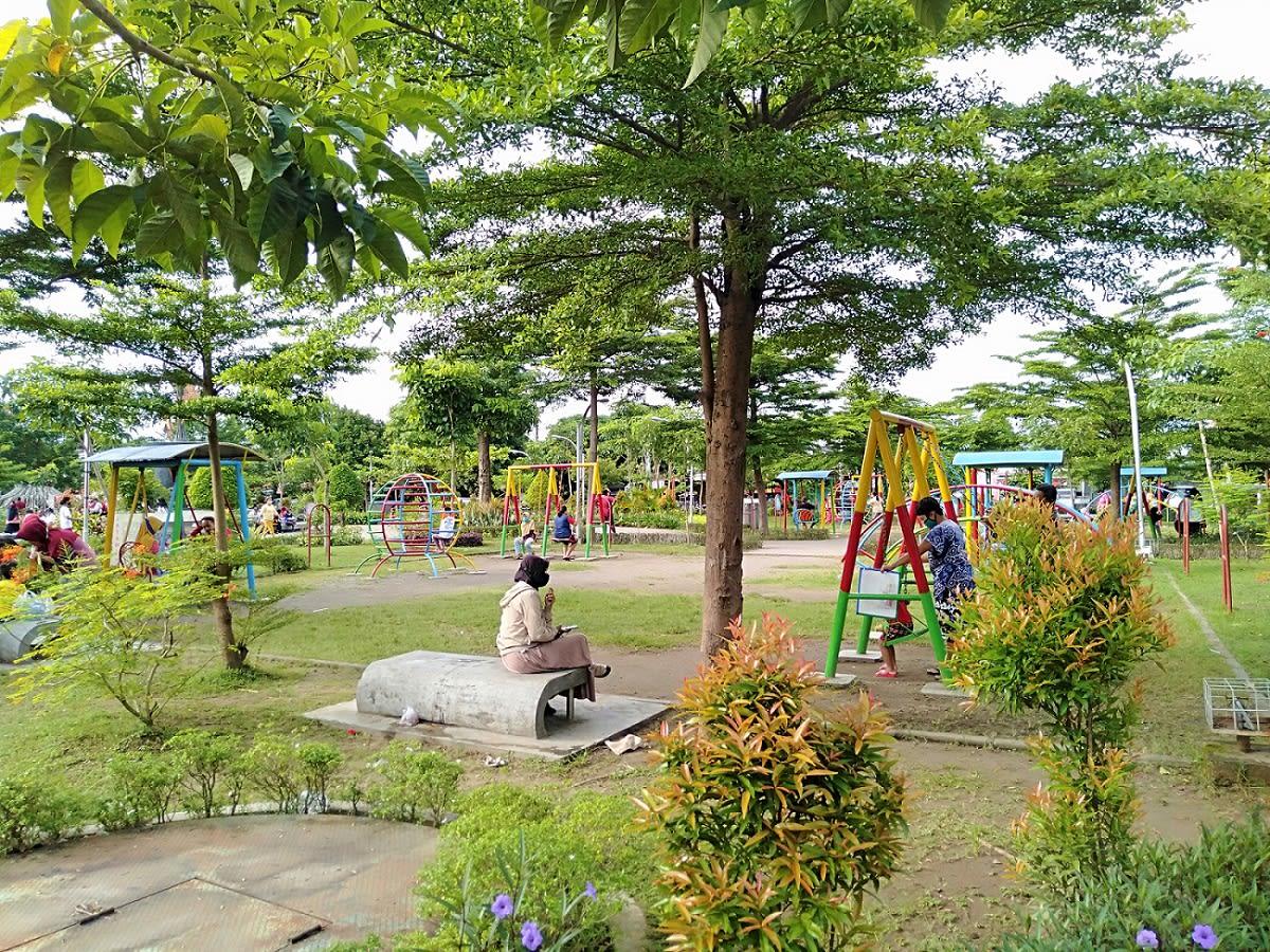 Taman Jayawijaya Surakarta
