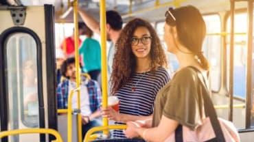 travel dengan bus