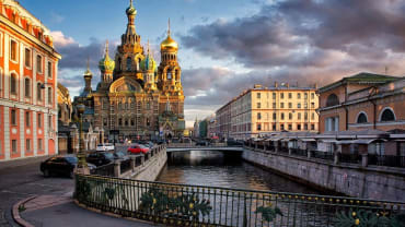 fakta unik St. Petersburg