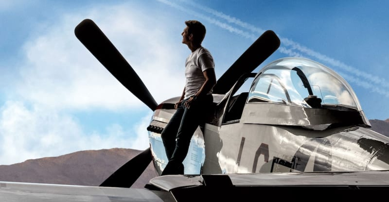 Tom Cruise Top Gun Mavericks