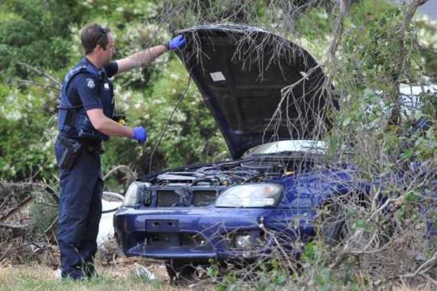 Australia road crash