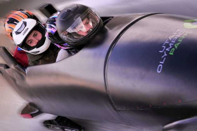 Bobsled experience