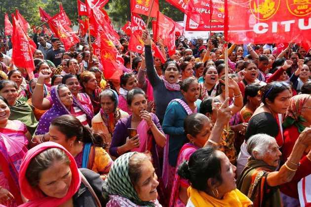 Strike India