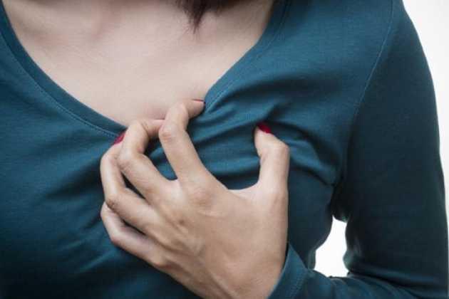 Woman cardiovascular