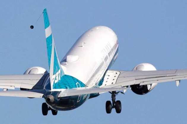 new 737 MAX 7