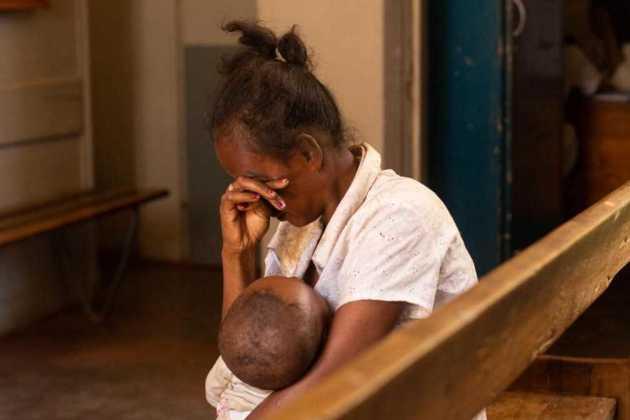 Measles Madagascar