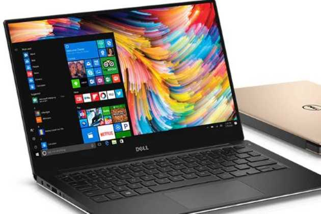Dell XPS 13 2018