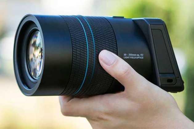 Spectacular Lytro Illum stereoscopic 3D camera | Gadgets | POST