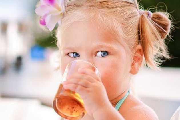 Kids fruit juice