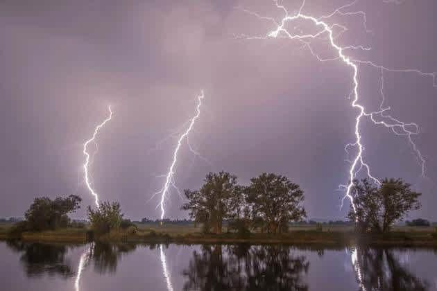 Rain storms