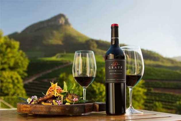 South Africa's wine