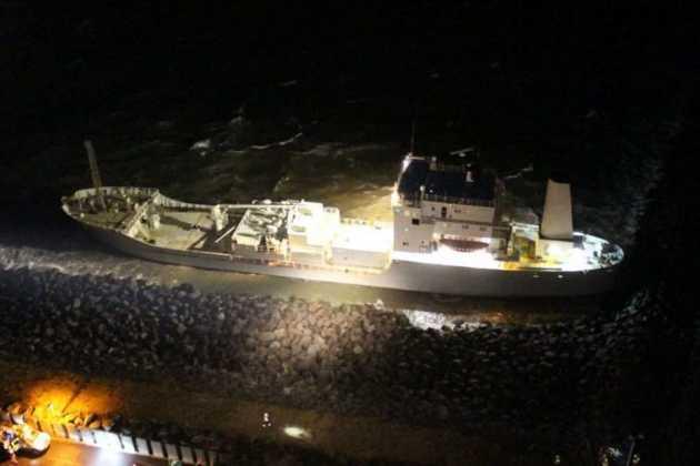carrier Fjordvik