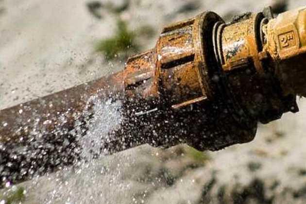 U.S. water infrastructure