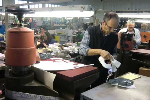 Italy manufacturing
