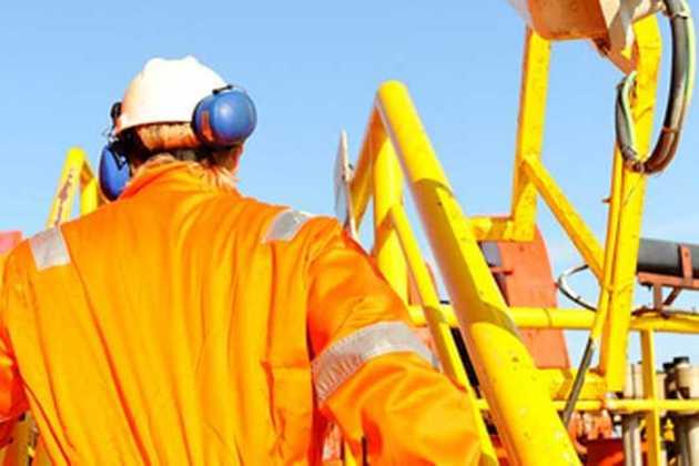 Norway oil worker