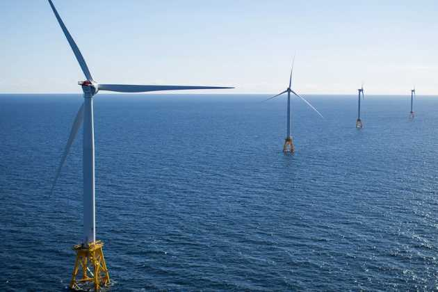 Estonia offshore wind project