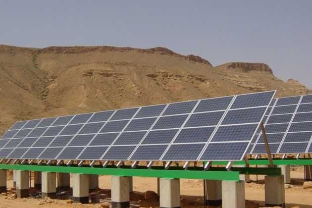 Ethiopia solar power