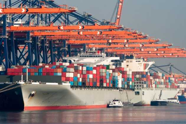 Exports up 2 percent in Netherlands in February