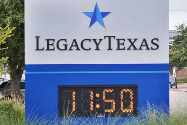 LegacyTexas Bank