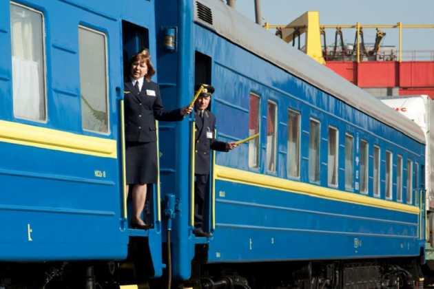 Ukrainian railway