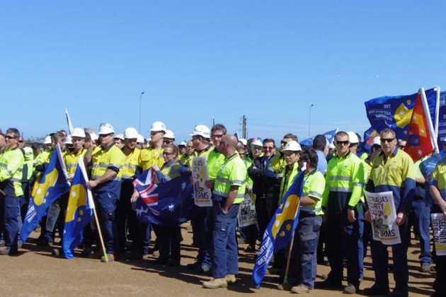 Australia's workforce