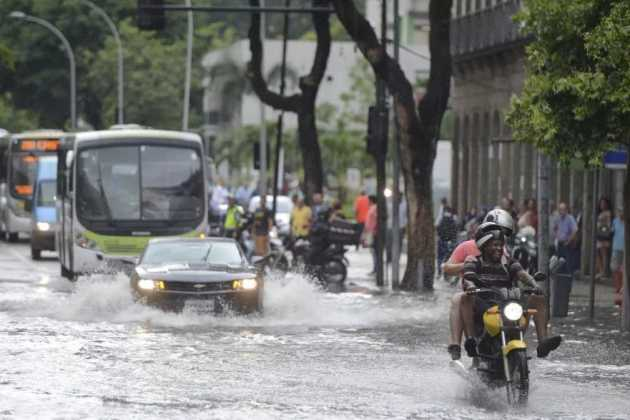 Heavy rains leave seven dead in Brazil