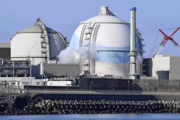 Japanese nuclear energy