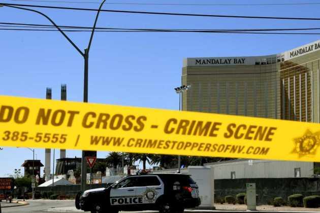 MGM Resorts shooting