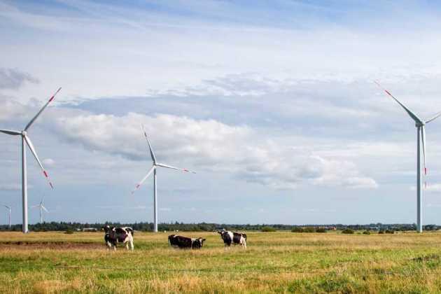 Norwegian wind power