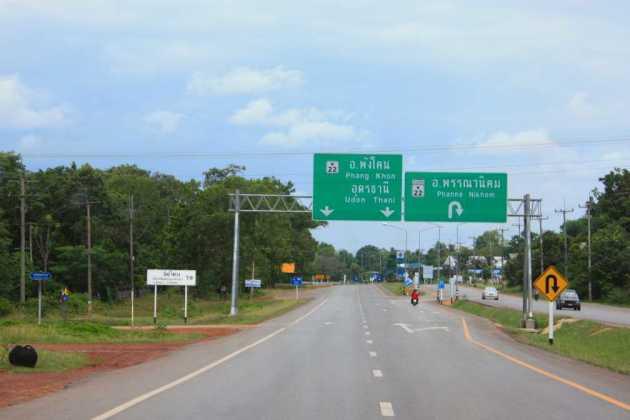 Thailand highway