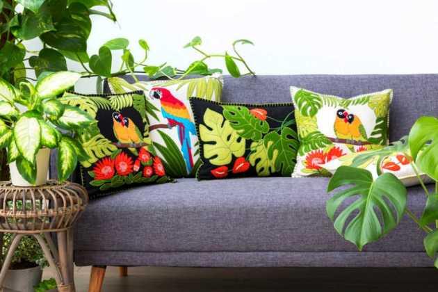 Tropical design ideas
