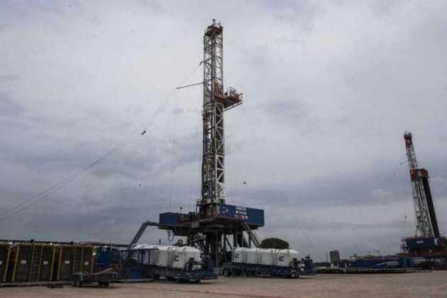 U.S. oil rig count