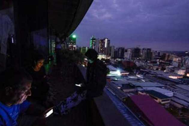 Uruguay power blackout
