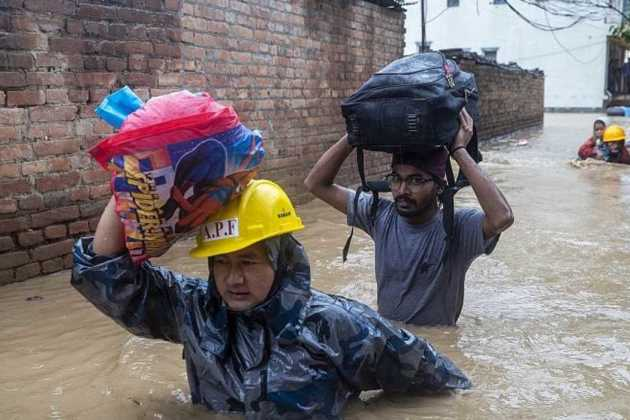 At least 40 killed in monsoon rains