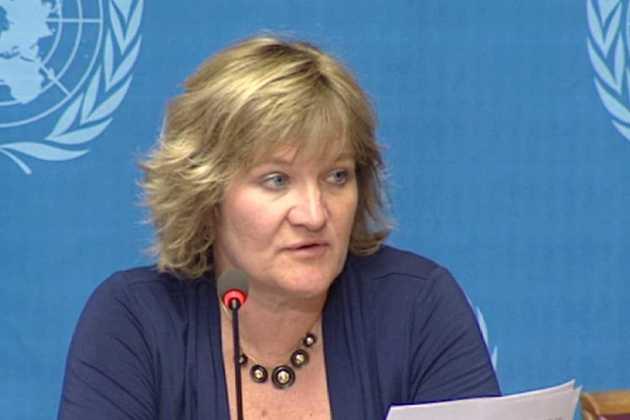 Clare Nullis