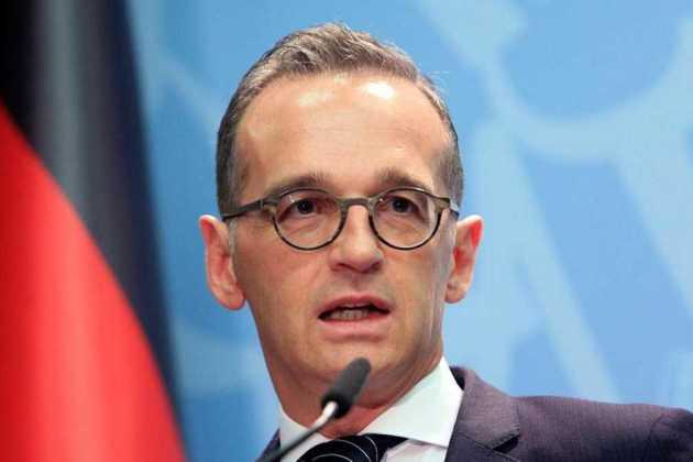 German Foreign Minister, Heiko Maas