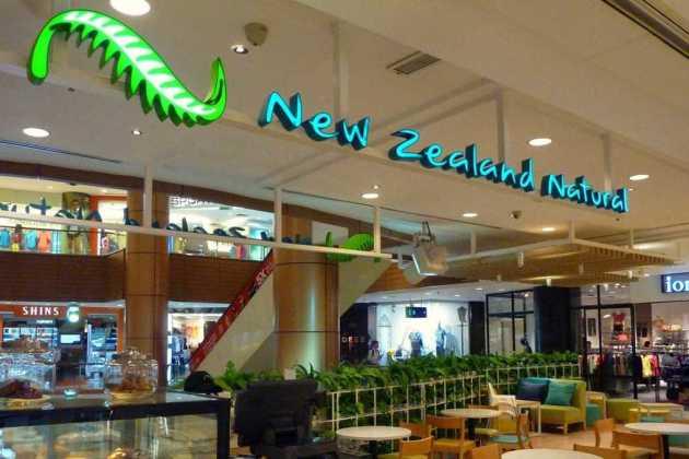New Zealand store