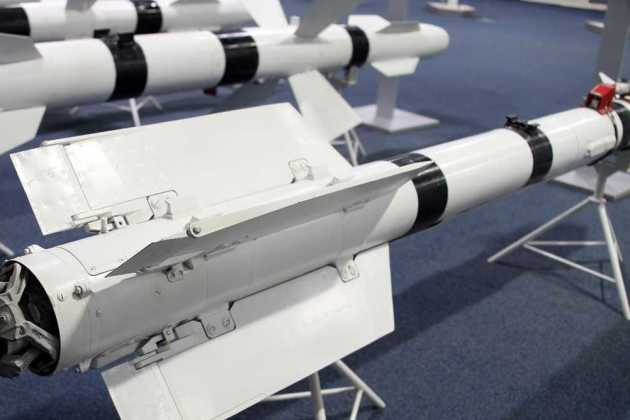 Russian R-73 missiles