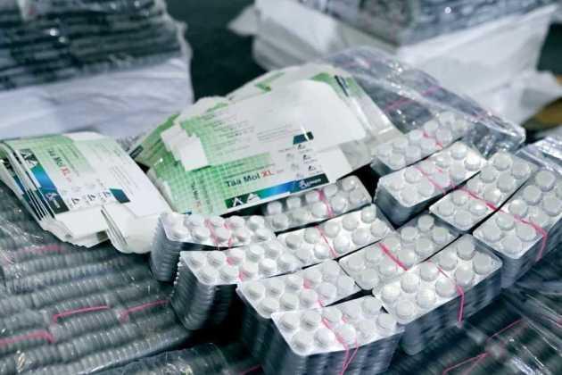 Tamol pills