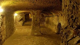 Massive underground tunnels of Stone Age stretch from Scotland to Turkey |  Meantime | POST Online Media