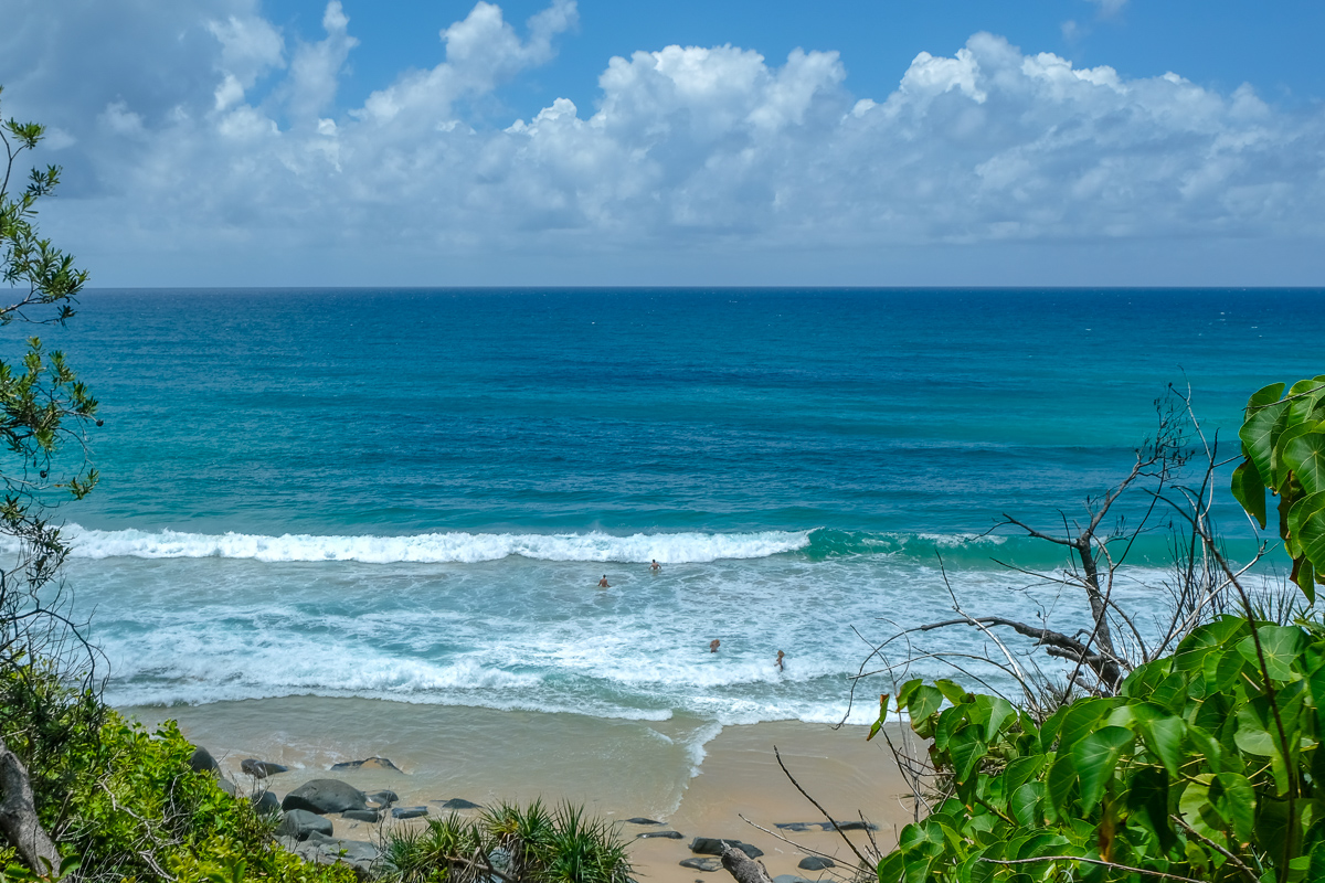 Coastal Track Seascapes