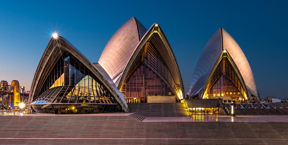 Man o' War Steps, Sydney Opera House, Australia