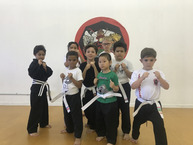 Best Children Martial Arts program near me