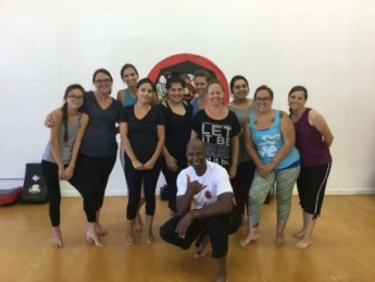 El Cajon Self-Defense Classes