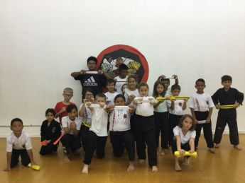 Kids Martial Arts El Cajon CA
